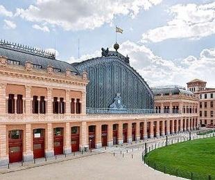 Hostal barato en Atocha , Madrid