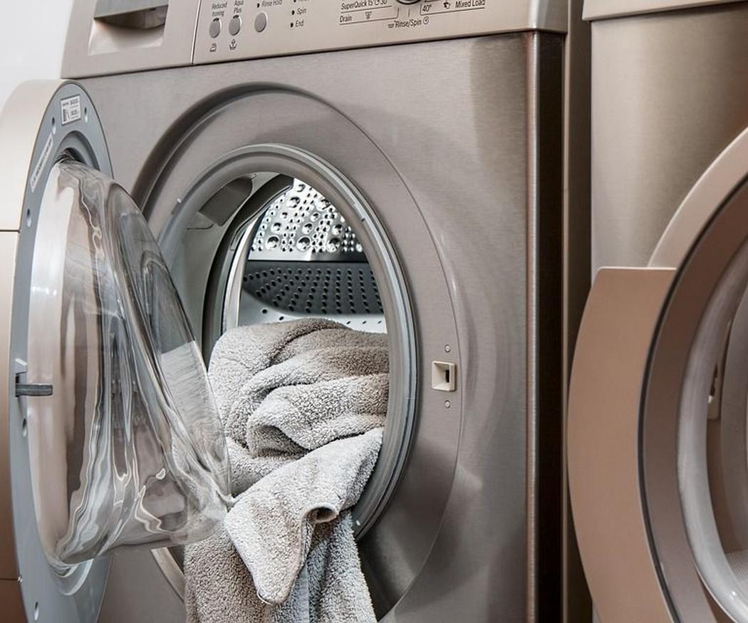 El origen de la lavadora
