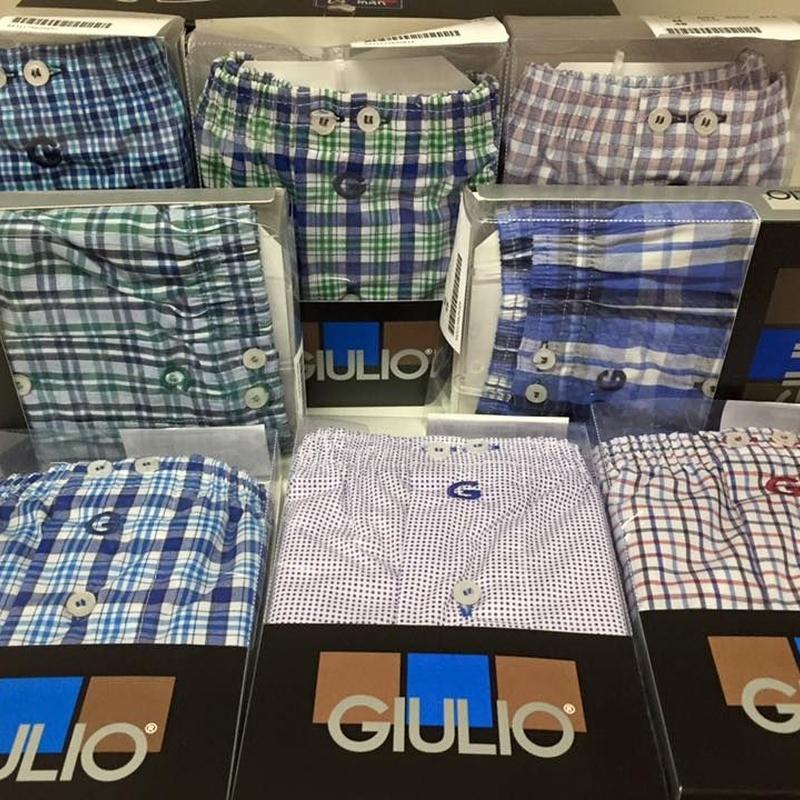 Ropa interior Caballero: Nuestras prendas de Los Chicos