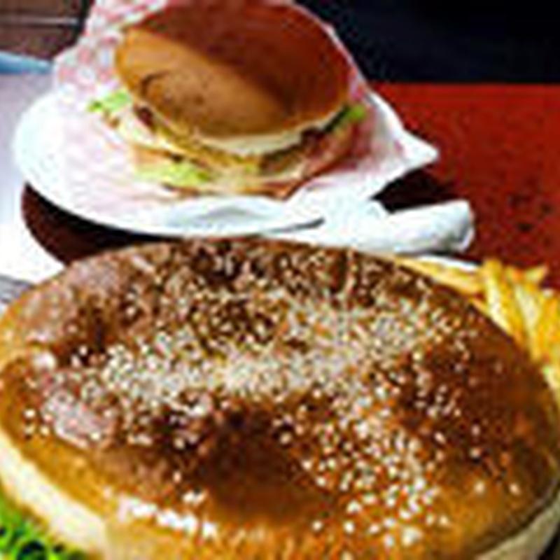 Restaurante: Carta de Cafetería  Mortadelo