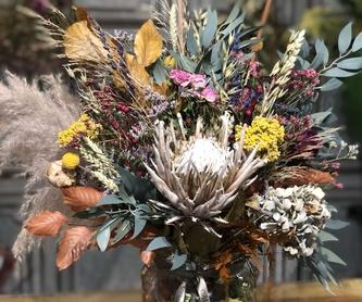 Ramo de flor variada XL: Productos de Floristería Miriam