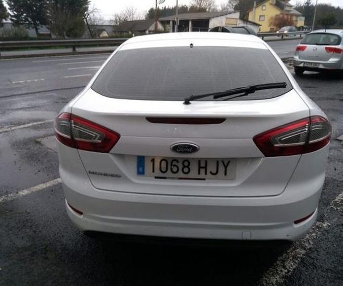FORD MONDEO 2.0TDCI 140CV AUTOMATICO: Compra venta de coches de CODIGOCAR