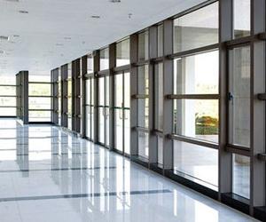 Instalamos vidrios y aluminios