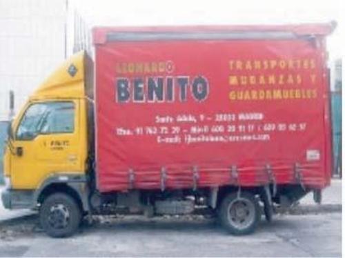 furgoneta con trampilla