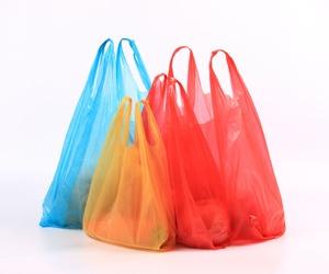 Bolsas de plástico y de papel