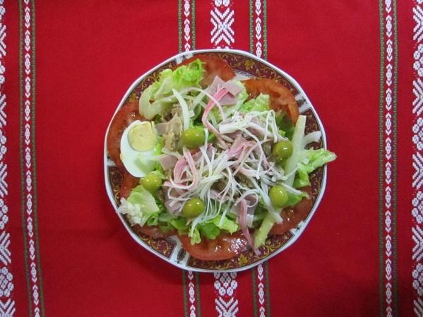 6.- Carta: Carta de Bar - Restaurante Txiskuene Jatetxea