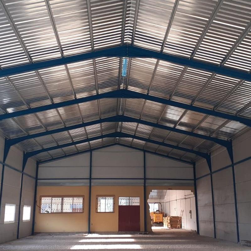 Nave Industrial en Albacete: Servicios de Servicios Inoxidables Albacete
