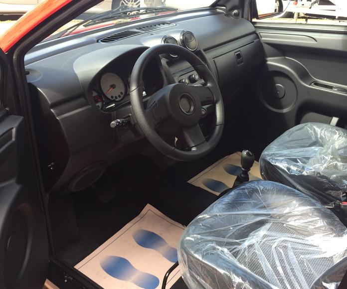 Aixam Minauto GT: Servicios de Gesercar