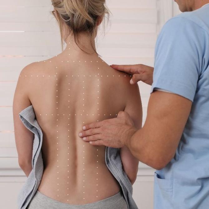 Consejos para evitar los dolores de espalda