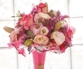 Ramos de novia: Floristería de El Jardín de Charlotte