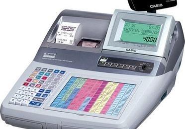 Registradora CASIO TE-4000F