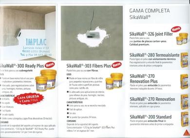 Gama SikaWall