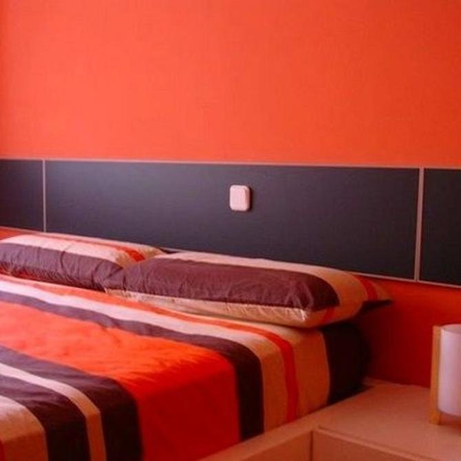¿Qué color es el adecuado para mi dormitorio?