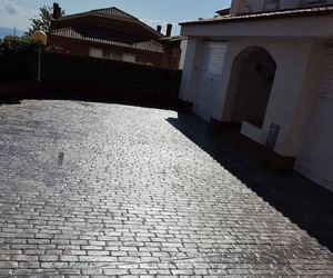 Trabajos de pavimentación de suelos en Barcelona