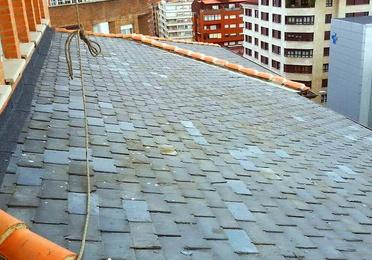 Venta de pizarra para tejados