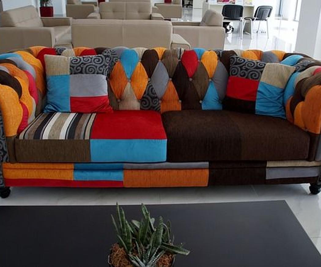 Ventajas de los sofás de tela