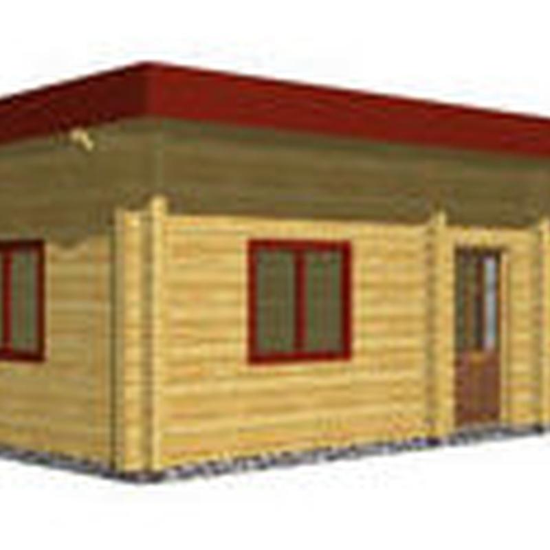 Casa Modelo Enzo: Servicios de Grupo Lince