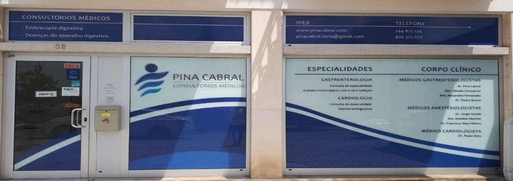 J. E. Pina Cabral - Clínica e Endoscopia Digestiva