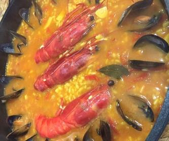 Especialidades: Carta de Restaurante Txototxa Playa Meloneras