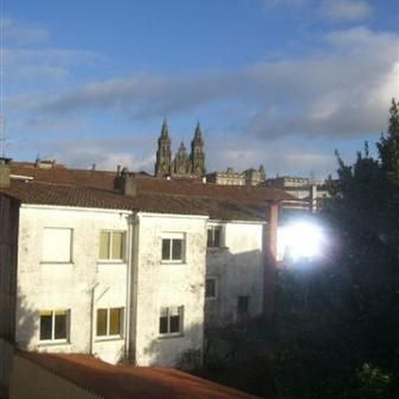 Piso en centro urbano de Santiago de Compostela: Inmuebles de Holidays High-Class
