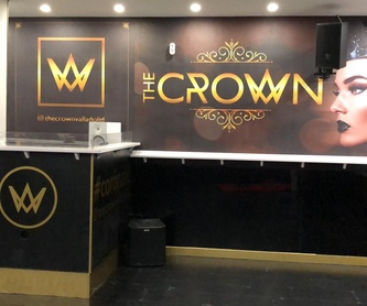 Eventos y fiestas privadas: Servicios de The Crown Valladolid