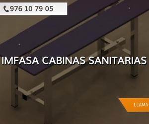 Cabinas fenólicas en Valencia | Imfasa Cabinas Sanitarias