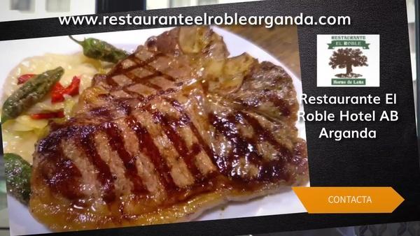 Restaurante con terraza en Arganda del Rey, Madrid, de calidad - Restaurante El Roble