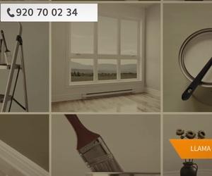 Pintores a domicilio en Ávila | Reparaciones Anki