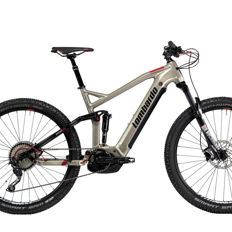 LOMBARDO SEMPIONE SPORT 27,5 PLUS 2021:  de E-Bike Guadarrama