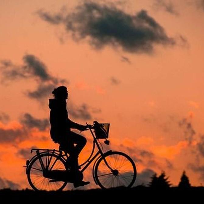 Beneficios de ir en bicicleta