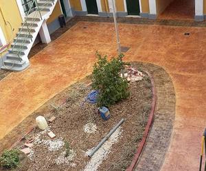 Pavimento para suelo de patios