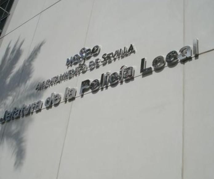 Rotulación Sevilla