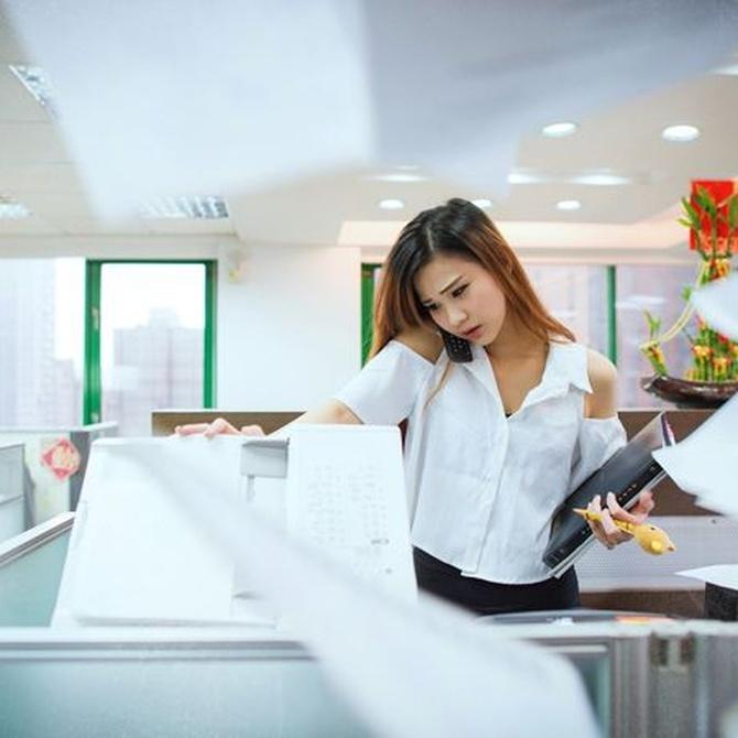Cómo elegir fotocopiadora para grandes cantidades