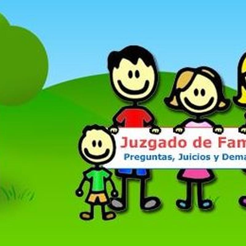 Derecho de Familia: SERVICIOS  de RUBÉN GONZÁLEZ SIERRA
