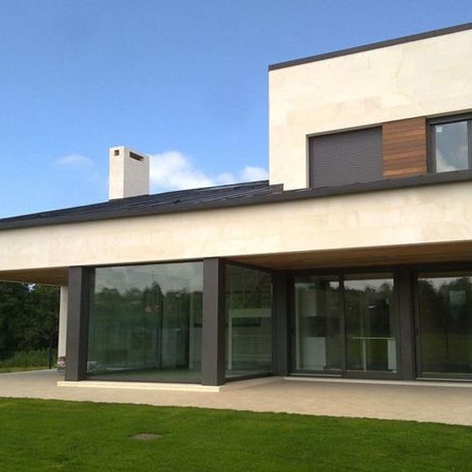 Los mejores lugares de la casa para puertas correderas de cristal