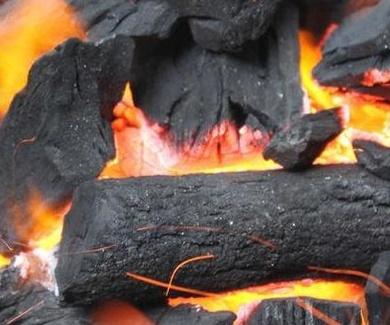 Beneficios del carbón vegetal para la salud