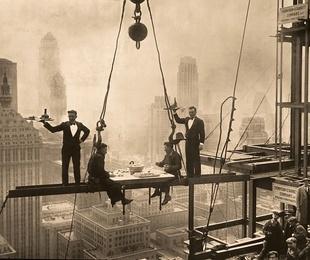 Un poco de historia sobre los obreros de Nueva York