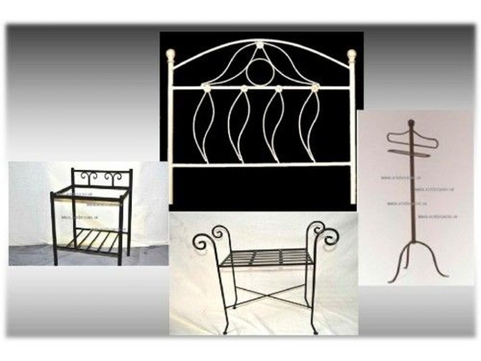 Muebles de forja económicos: Productos de Arteforja JMC