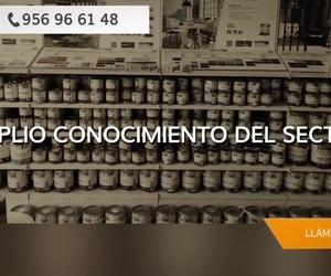 Materiales de construcción en Sanlúcar de Barrameda: Escobar Sistemas para Construir