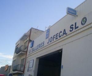 Amplias instalaciones de Talleres Jofeca