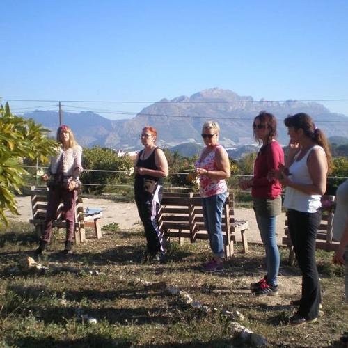 Conexión con la naturaleza en Alicante
