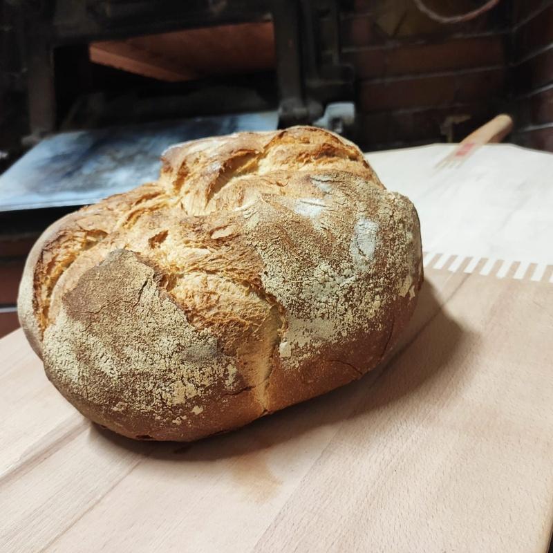 Pan de pagés de kilo: Productos  de Ma Baker
