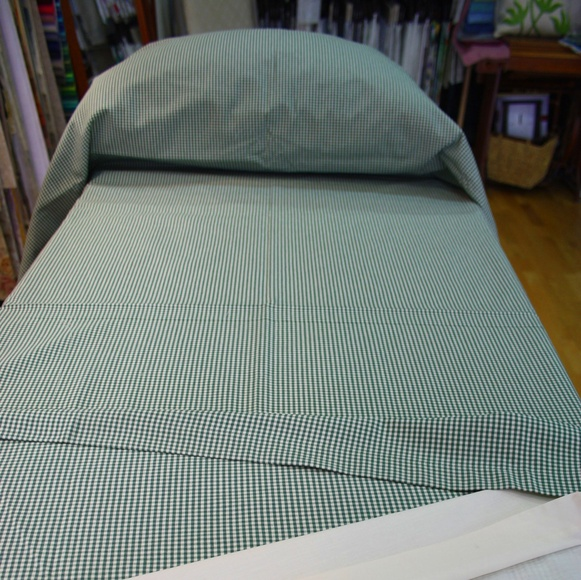 Funda nórdica cuadros verdes cama 90 cm.: Catálogo de La Cibeles
