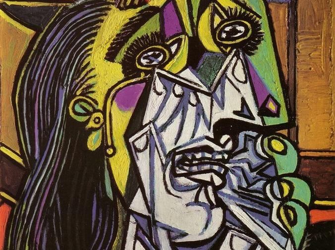 Picasso a través de sus obras
