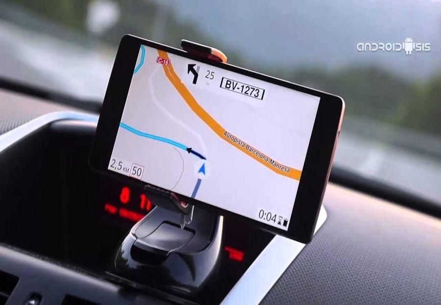 ¿Por qué contar con un sistema de navegación en tu coche?
