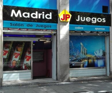 Rótulos y vinilos Madrid centro