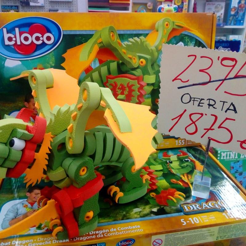 Construye un dragón en 3D, y ahora de oferta