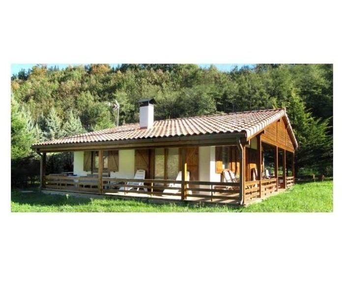 Carol (89 m2): Casas de madera de 5SCC Casas de Madera