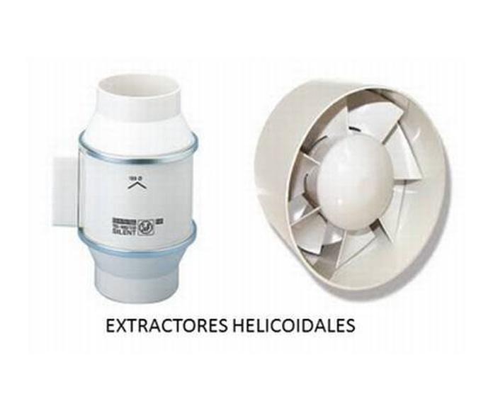 Extractores y turbinas: Servicios de Tecnielec