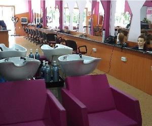 Interior de nuestra academia de peluquería